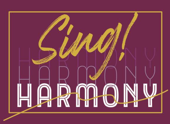 Sing! Harmony