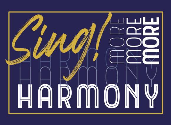 Sing! MORE Harmony